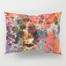 Galaxy of Emotions Abstract Art Pillow Sham
