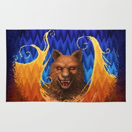 Beast Alterations - Rise From Your Grave Rug