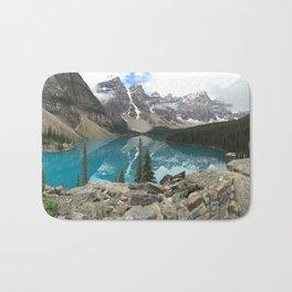 Hidden Lake Bath Mat