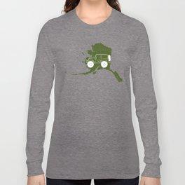 AK Green Offroad Long Sleeve T-shirt