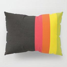 Retro Camera Color Palette Pillow Sham