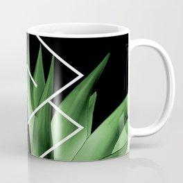 Agave geometrics III Coffee Mug