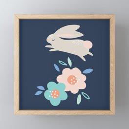 Spring Woods Framed Mini Art Print