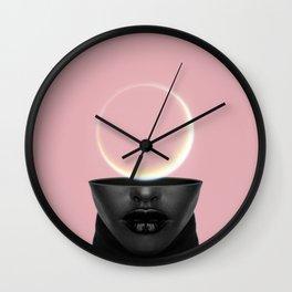 Powerful mind Wall Clock