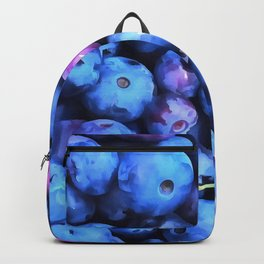 Blueberry Season Backpack