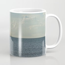 Sailing Along the Coast Coffee Mug