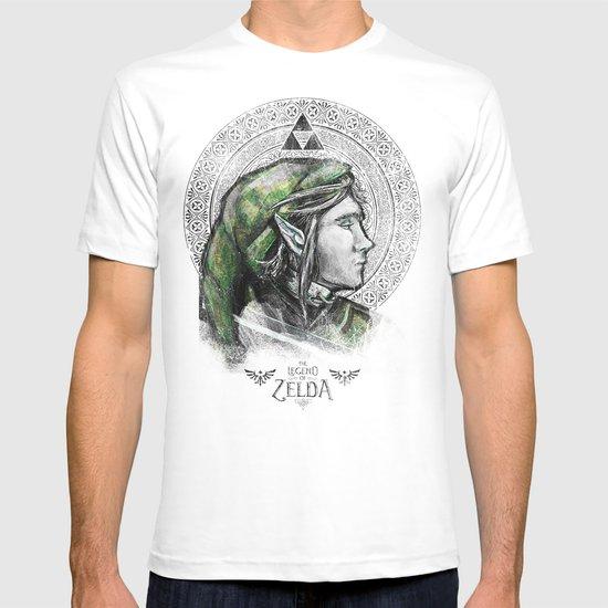 Legend of Zelda - Link The Proud Hylian.  T-shirt