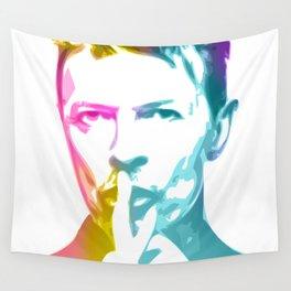 David 'Starman' Bowie 2 Wall Tapestry