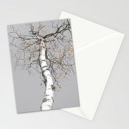 Heights so Far, Aspen Tree Stationery Cards