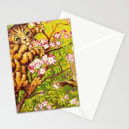 Louis Wain - Mistake - Digital Remastered Edition Stationery Cards