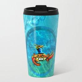 Crabynni Travel Mug