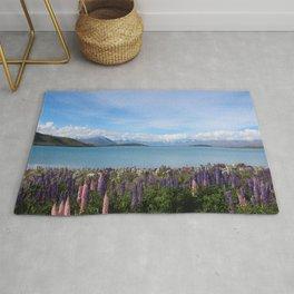 Lake Tekapo | New Zeland | Nature | Landscape | Photography Rug
