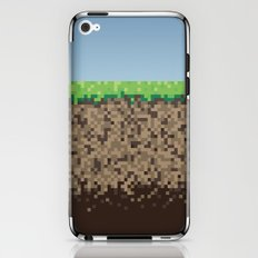 Minecraft Block iPhone & iPod Skin