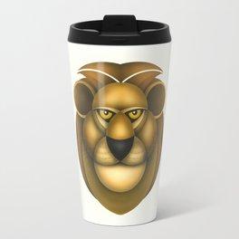 Compasses-lion Travel Mug
