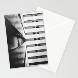 Folded Lines 2 Stationery Cards