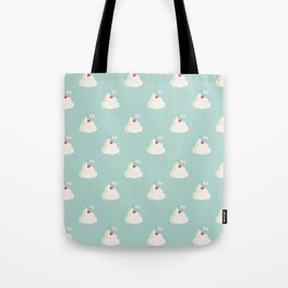 Cherry on top pattern Tote Bag