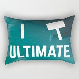I Hammer Ultimate Wash Rectangular Pillow