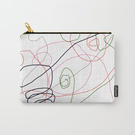 Unraveled Carry-All Pouch
