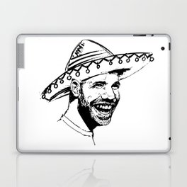 Drake in Sombrero Laptop & iPad Skin