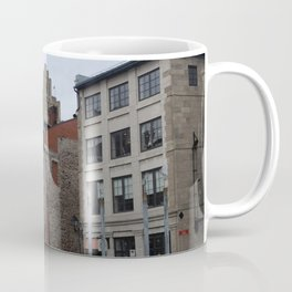 Old Montreal Mixed Architecture Coffee Mug