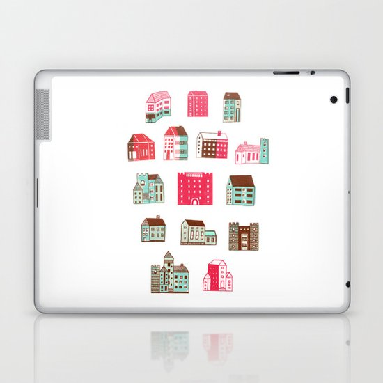 Places to rent Laptop & iPad Skin