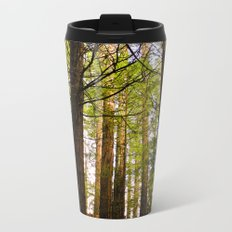 Within The Redwoods Metal Travel Mug