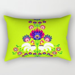 Polish folk Rectangular Pillow