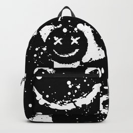 Confused Smile Backpack