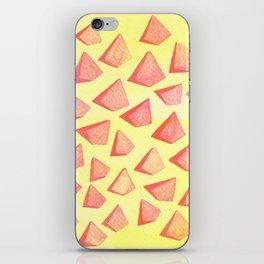 Triangle Mad iPhone Skin