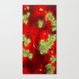 The Mind I Lost But Could Never Escape Canvas Print