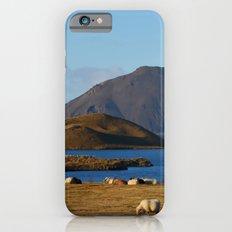 Lake Myvatn Iceland iPhone 6s Slim Case