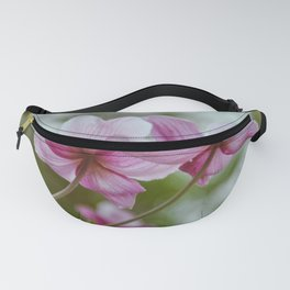 flower photography by Charlotte B Fanny Pack