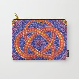 Snake knot Carry-All Pouch