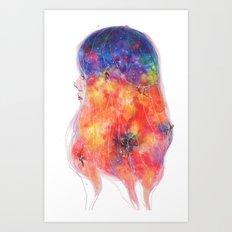Stars collectors Art Print