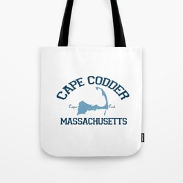 Cape Cod, Massachusetts Tote Bag
