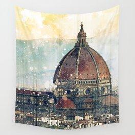 Florence - Cattedrale di Santa Maria del Fiore Wall Tapestry