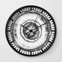 shadow dye Wall Clock