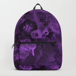 Flowers in the dark Backpack