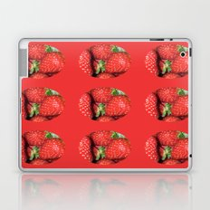 Strawberry Berries Laptop & iPad Skin