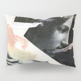 Untitled (Painted Composition 3) Pillow Sham