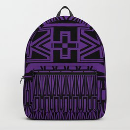 The Gathering (Purple) Backpack