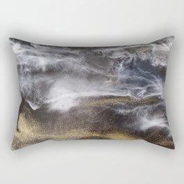 Night Waves Rectangular Pillow