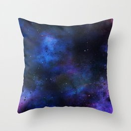 Vastness Throw Pillow