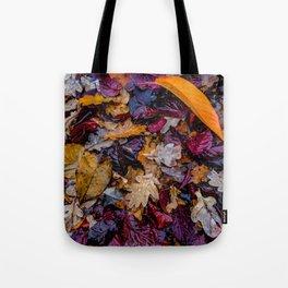 October Understory Tote Bag