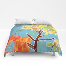 Western Wallflower Comforters