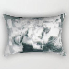 Young woman Rectangular Pillow