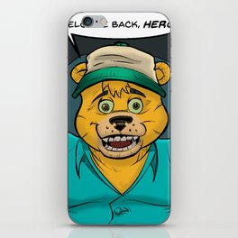 Danger-Squad Homecoming iPhone Skin