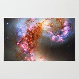 The Antennae Galaxies Rug