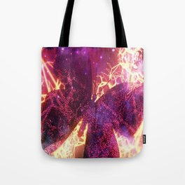 Electric Butterfly 01 Tote Bag