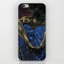 Vrubel Demon iPhone Skin